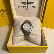 Breitling A17035 Stahl 2000 Colt Automatic 38mm gebraucht