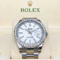 Rolex new Automatic 41mm Steel Sapphire crystal
