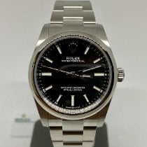 Rolex Oyster Perpetual 34 124200 New Steel 34mm Automatic