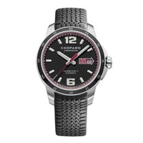 Chopard 168565-3001 Steel 2021 Mille Miglia 43mm new United States of America, Iowa, Des Moines