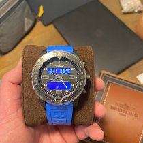 Breitling Exospace B55 Connected VB5510H2/BE45/235S Неношеные Титан 46mm Кварцевые