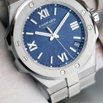 Chopard new Automatic 41mm Steel Sapphire crystal