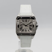 Cartier Santos 100 W20126X8 Very good Steel 36mm Automatic United States of America, California, Santa Monica