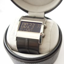 TAG Heuer Microtimer Acero 38mm Negro