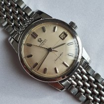 Omega Steel 34mm Automatic 2849-2SC pre-owned Indonesia, Jakarta