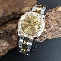 Rolex 178383 Or/Acier 2020 Lady-Datejust 31mm nouveau