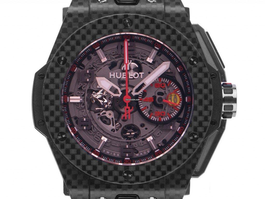 Hublot Big Bang Ferrari 401.QX.0123.VR 2013 pre-owned