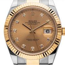 Rolex Datejust 126333 Unworn Steel 41mm Automatic