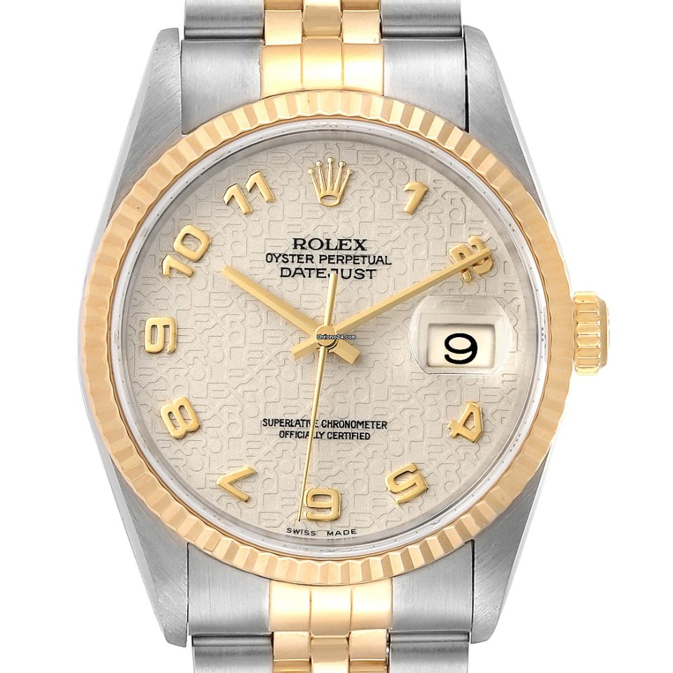 Rolex Datejust 16233 2003 pre-owned