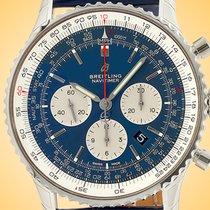Breitling Navitimer 01 (46 MM) nuevo Automático Cronógrafo Reloj con estuche original AB0127211C1P1