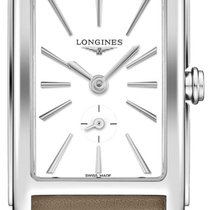 Longines DolceVita Steel 20.5mm White United States of America, New York, Airmont