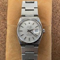 Rolex Datejust Oysterquartz Acier 36mm Argent Sans chiffres France, Paris