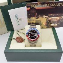 Rolex GMT-Master II Stahl Schwarz Österreich, Graz