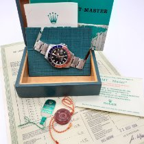 Rolex GMT-Master Steel Black