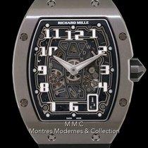 Richard Mille RM 67 Titane 38.7mm Transparent Arabes France, Paris