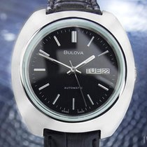 Bulova Steel 38mm Automatic pre-owned United States of America, California, Beverly Hills