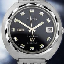 Citizen Steel 39mm Automatic pre-owned United States of America, California, Beverly Hills