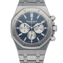 Audemars Piguet 26331ST.OO.1220ST.01 Steel 2017 Royal Oak Chronograph 41mm pre-owned United States of America, New York, New York