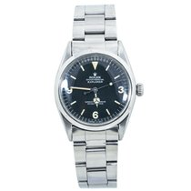 Rolex 1016 Steel 1960 Explorer 36mm pre-owned United States of America, New York, New York