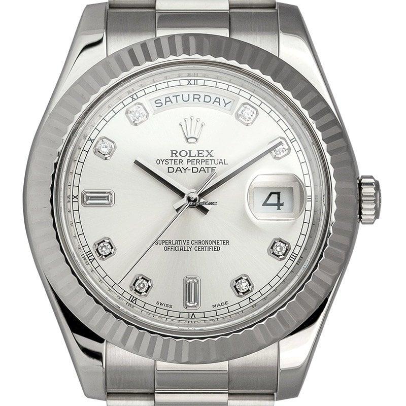 Rolex (ロレックス) デイデイト II 218239 2014 新品