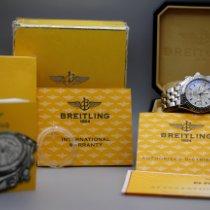 Breitling Crosswind Special Steel 44mm White No numerals United Kingdom, Brighton