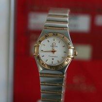 Omega Constellation Ladies Gold/Steel Silver United Kingdom, WARRINGTON