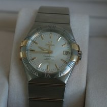 Omega Constellation Ladies Zlato/Ocel 35mm Stříbrná