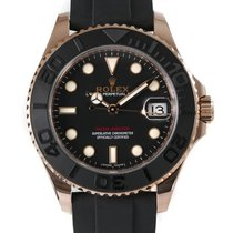 Rolex Yacht-Master 37 Rose gold 37mm Black No numerals United Kingdom, Kingston Upon Hull