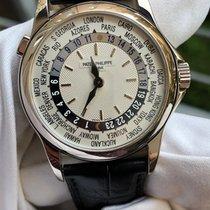 Patek Philippe World Time 5110G-001 Velmi dobré Bílé zlato 37mm Automatika Česko, Praha 1