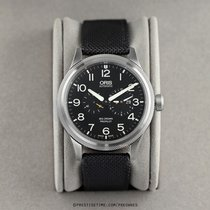 Oris Big Crown ProPilot Worldtimer Acier 44.7mm Noir