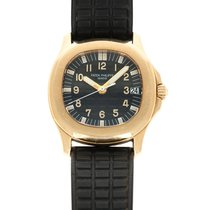 Patek Philippe Aquanaut Yellow gold 36mm Black United States of America, California, Beverly Hills