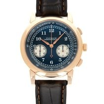A. Lange & Söhne 1815 Red gold 39mm Black United States of America, California, Beverly Hills