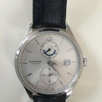 Montblanc Heritage Chronométrie Acier 41mm Argent France, Saint julien en genevoise