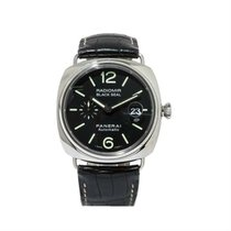 Panerai Radiomir Black Seal Steel 44mm Black United States of America, New York, NY