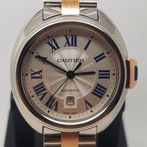 Cartier Clé de Cartier Or/Acier 31mm Argent Romains France, LYON - Tassin La Demi Lune