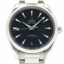 Omega 220.10.41.21.03.001 Acier Seamaster Aqua Terra 41mm occasion