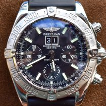 Breitling Blackbird Steel 44mm Black No numerals United States of America, Texas, Plano