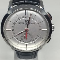 Girard Perregaux 1966 Staal 40mm Zilver
