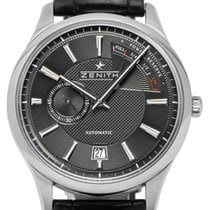 Zenith Steel 40mm Automatic 03.2120.685/22.C493 pre-owned
