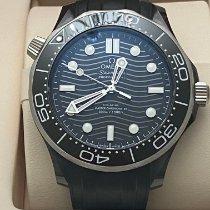 Omega Seamaster Diver 300 M Ceramic 43.5mm Black No numerals United States of America, Florida, Sunny Isles Beach