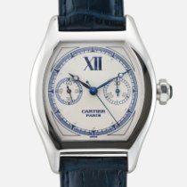 Cartier Tortue Or blanc 34mm