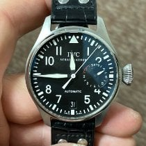 IWC Big Pilot IW500401 Very good Steel 46mm Automatic United States of America, Texas, FRISCO