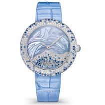 Patek Philippe Calatrava White gold 36mm Mother of pearl No numerals United States of America, New York, New York