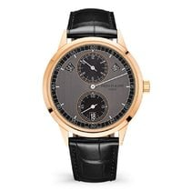 Patek Philippe Annual Calendar Rose gold 40mm Grey No numerals United States of America, New York, New York