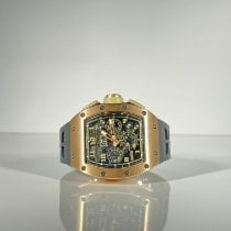 Richard Mille RM 011 RM-011-FM Unworn Rose gold 50mm Automatic