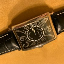 Franck Muller White gold Automatic pre-owned Color Dreams