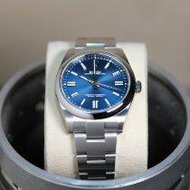 Rolex Oyster Perpetual Steel 41mm Blue No numerals United Kingdom, London