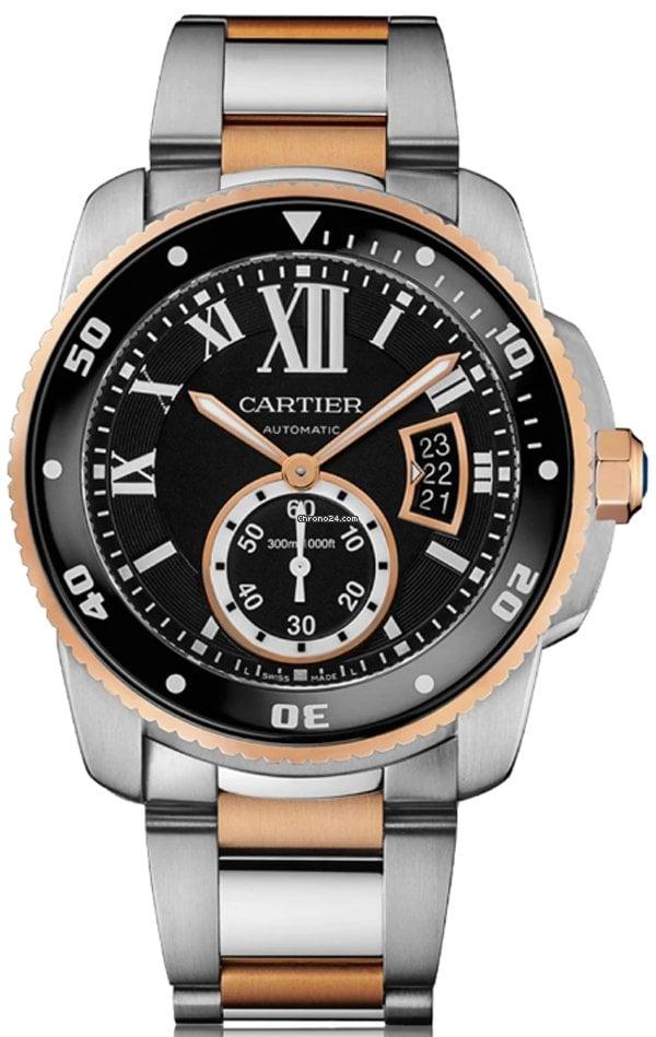 Cartier Calibre de Cartier Diver w7100054 new