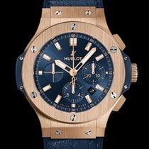 Hublot Big Bang 44 mm new 2020 Automatic Chronograph Watch with original box and original papers 301.PX.7180.LR