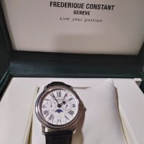 Frederique Constant Classics Business Timer pre-owned
